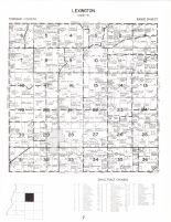Lexington Township, LeCenter, Le Sueur County 1973